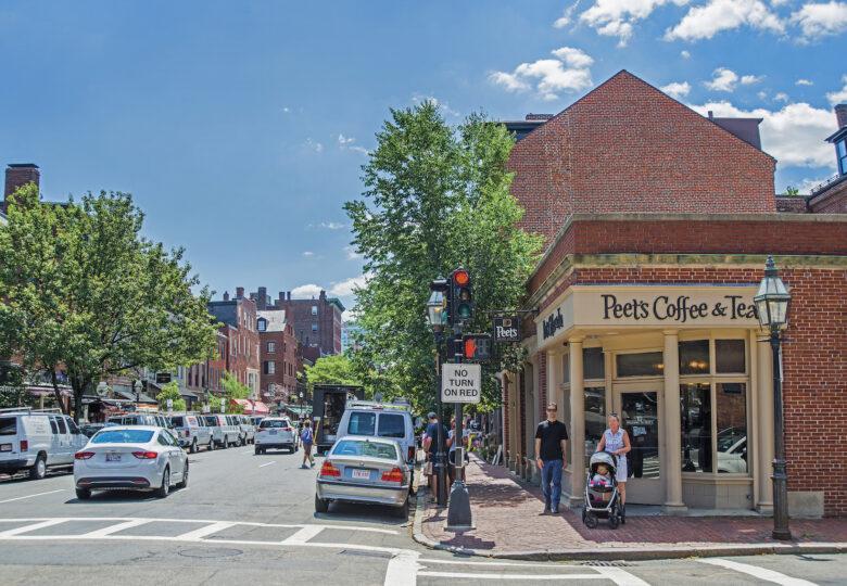 Charles Street - Peet's Coffee